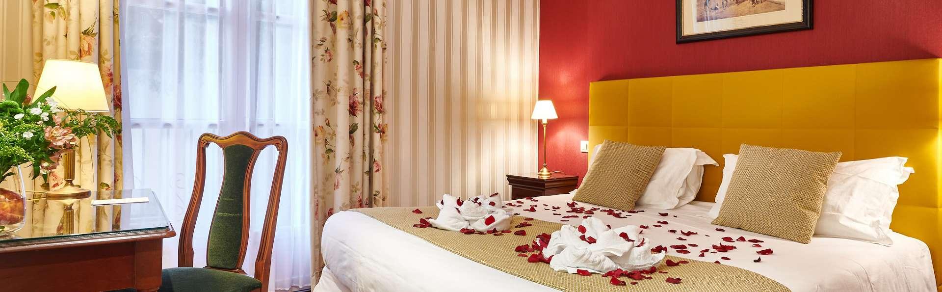 Escapade romantique dans un hôtel de charme à Biarritz