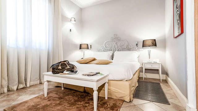 Parentesi di relax in un resort esclusivo immerso nel verde a Viterbo