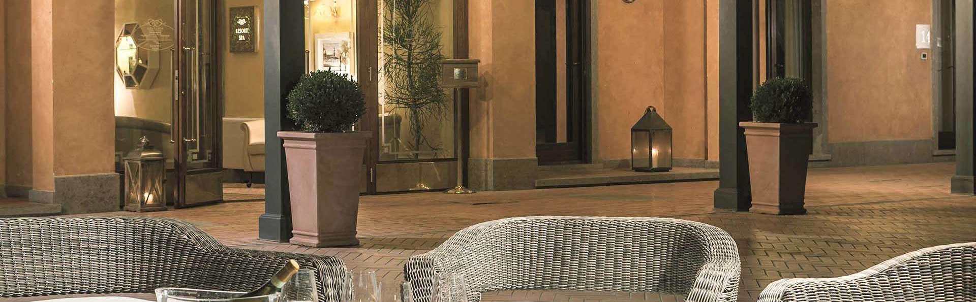 Corte Delle Dolomiti Spa alla corte delle terme resort 4* - viterbo, italia