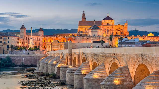 Descubre Córdoba alojándote en el centro