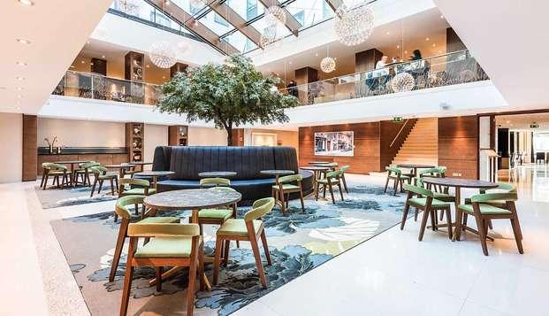 Early Bird: extra luxe verblijven in centraal Den Haag!