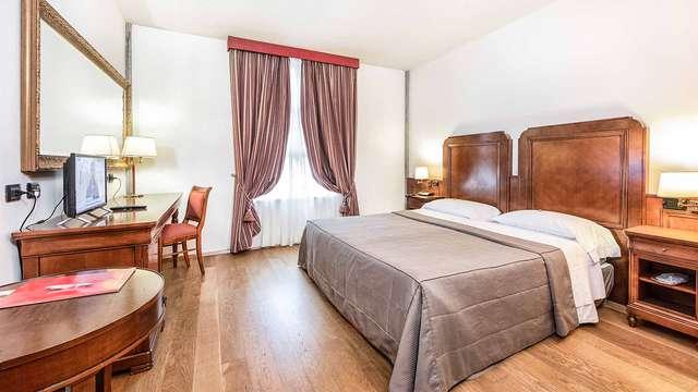 Tres noches de relax en una villa de época en Verona con acceso a la zona de relax