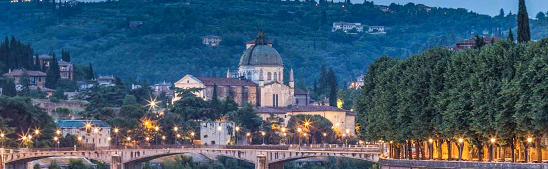 Bien-être à proximité de Vérone : dans une villa d'époque 4* étoiles, en chambre supérieure avec accès au SPA
