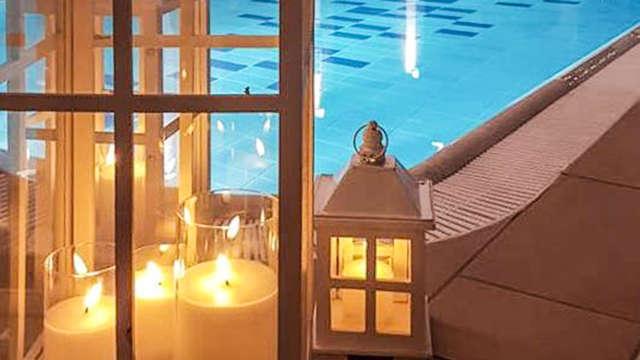 Romanticismo en las afueras de Verona y acceso a la exclusiva zona de relax