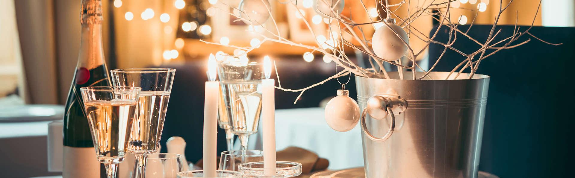 Dîner spécial accord mets et vins pour la fin de l'année