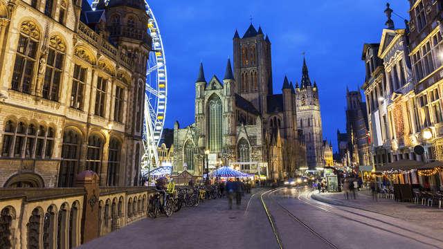 Bezoek de Kerstmarkt in Gent maar verblijf in dit prachtige rustige hotel