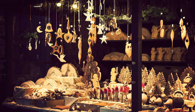Esprit de Noël au cœur de l'Alsace