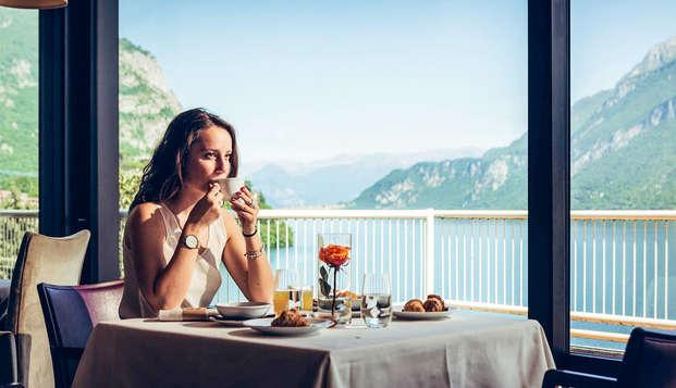 Weekend romantico con cena sul Lago di Como (da 2 notti)
