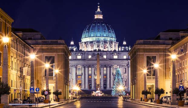 Capodanno a Roma: 3 notti nel centro con spa e regali di benvenuto!