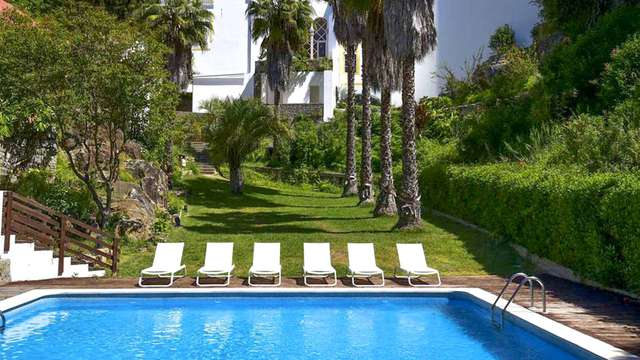 Tranquilidad y bienestar en un 4 estrellas de aguas alcalinas en el Algarve