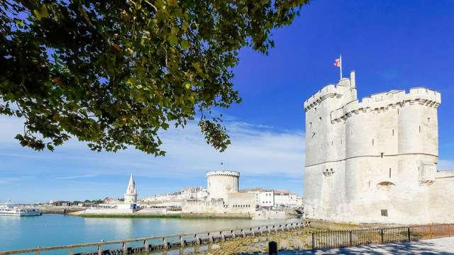 Citytrip et découverte à la Rochelle