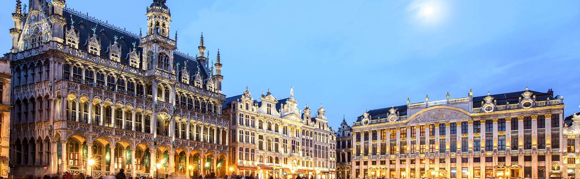 Découvrez Bruxelles et profitez du petit-déjeuner et d'un verre de bienvenue inclus