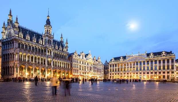 Bezoek Brussel en ontdek de cultuur van de hoofdstad