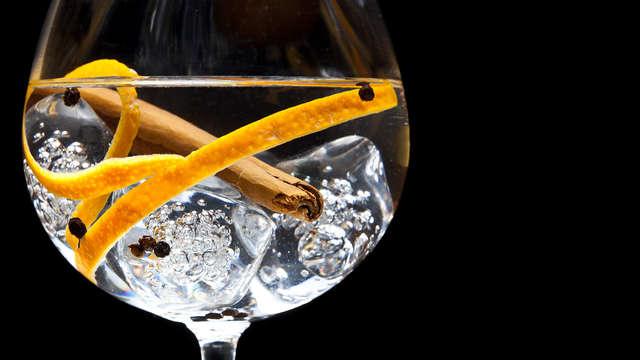 Cocktail romantique pour 2 adultes