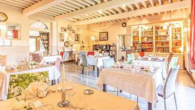 Week-end avec dîner près de Giverny à 1h de Paris