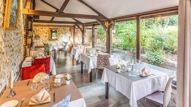 Gourmandises normandes dans un hôtel de charme en vallée de Seine