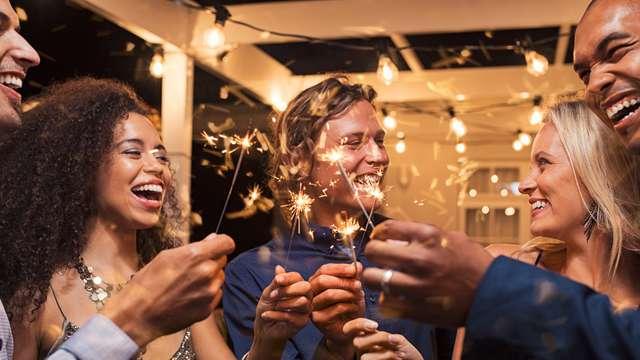Festeggiate il Capodanno 2020 a Ischia con cenone e accesso illimitato alla spa
