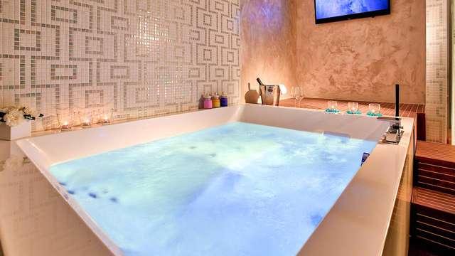 Verblijf in een 4*-suite met privéwellnesstraject, ontbijt op de kamer en late check-out!