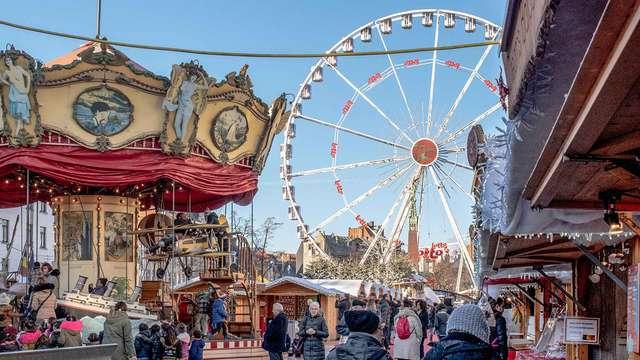 Descubre la maravillosa Bruselas en Navidad (3 noches)