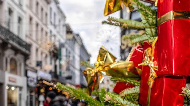 Descubre el mercado navideño de Bruselas con extras en el hotel (2 noches)