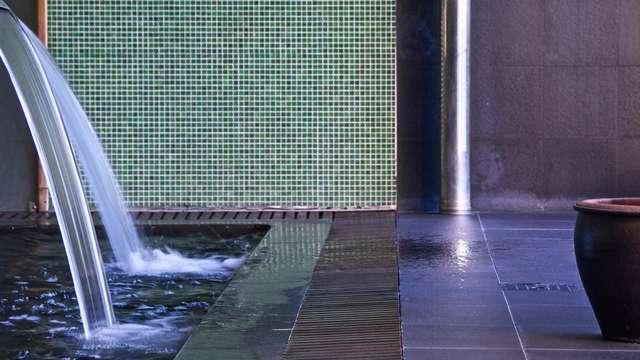 Disfruta de una estancia relajante en Ávila con acceso al spa