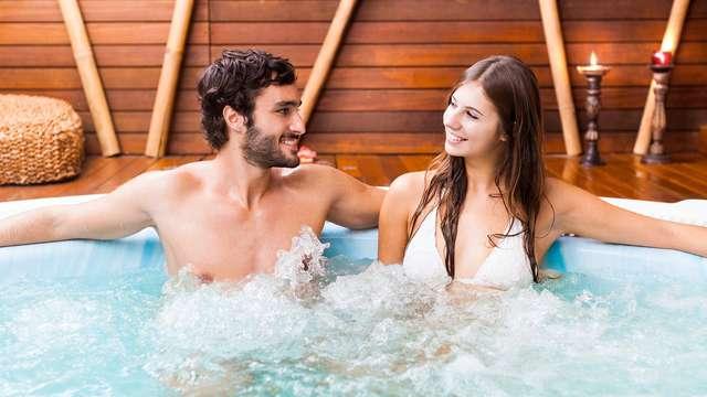 Weekend romantico sul lago di Garda con accesso alla spa e degustazione di vini