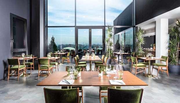 Milan avec style dans un 4* design avec dîner, bouteille de vin et bien plus encore ! (2 nuits)