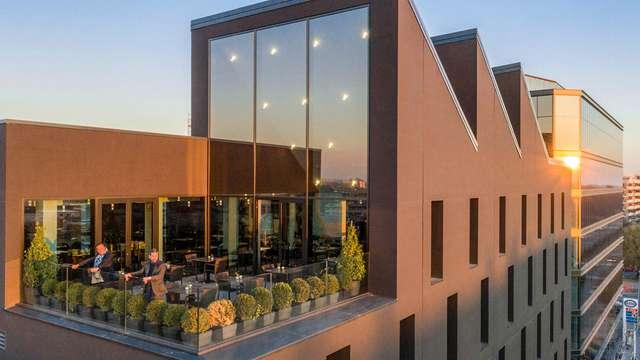 Week-end à Milan, dans un moderne hôtel 4 étoiles avec terrasse panoramique