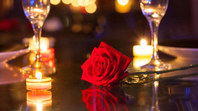 Weekend romantico a Riva del Garda con cena ed accesso alla spa