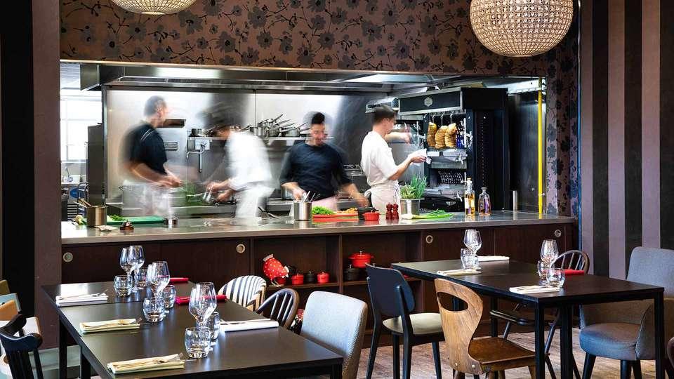 BEST WESTERN PLUS Hôtel Isidore - EDIT_RESTAURANT_04.jpg