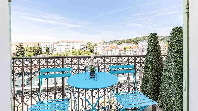Appartement pour un séjour tout confort en famille ou entre amis à Cannes
