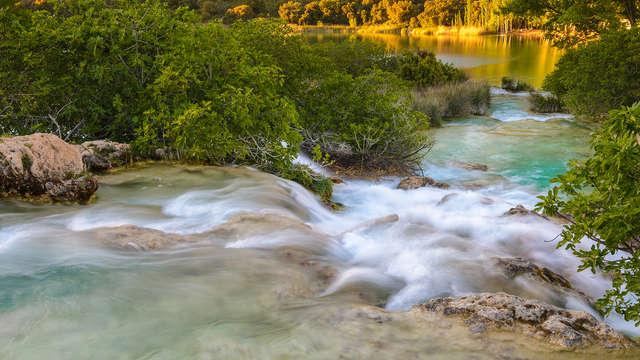 orientación al Parque natural Lagunas de Ruidera