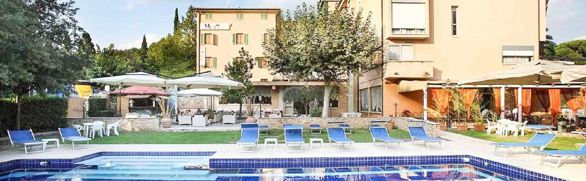 Week-end détente à Montecatini Terme, dans un élégant hôtel