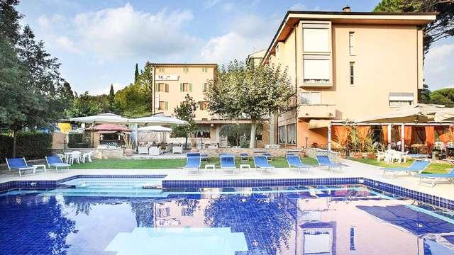 Escapada relax a un elegante hotel de Montecatini Terme