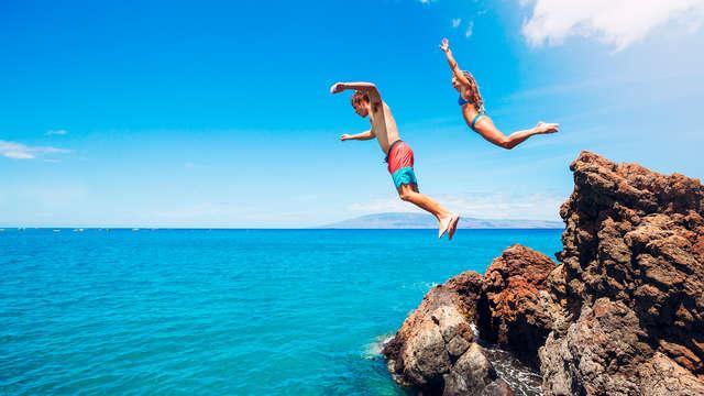 Découvrez les plages cristallines de Platja d'Aro en famille ou entre amis