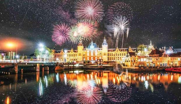 Nouvel An : profitez du spa à Amsterdam avec un séjour 5* de luxe !