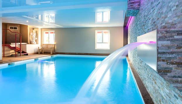Séjour détente avec massage dans une demeure Deauvillaise !