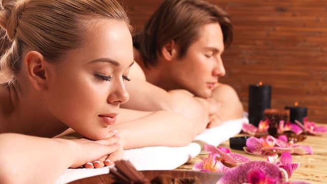 Relax en pareja en Abano Terme con acceso a SPA y dos masajes antiestrés