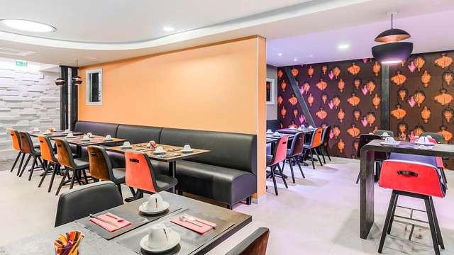 Quality Hotel Spa La Marebaudiere