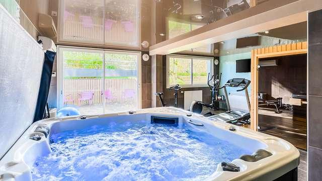 Parenthèse détente avec accès spa dans un hôtel de charme au cœur de Vannes