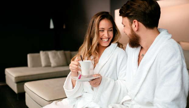 Vacanza di relax a Ragusa: 3 notti con SPA e massaggio di coppia incluso!