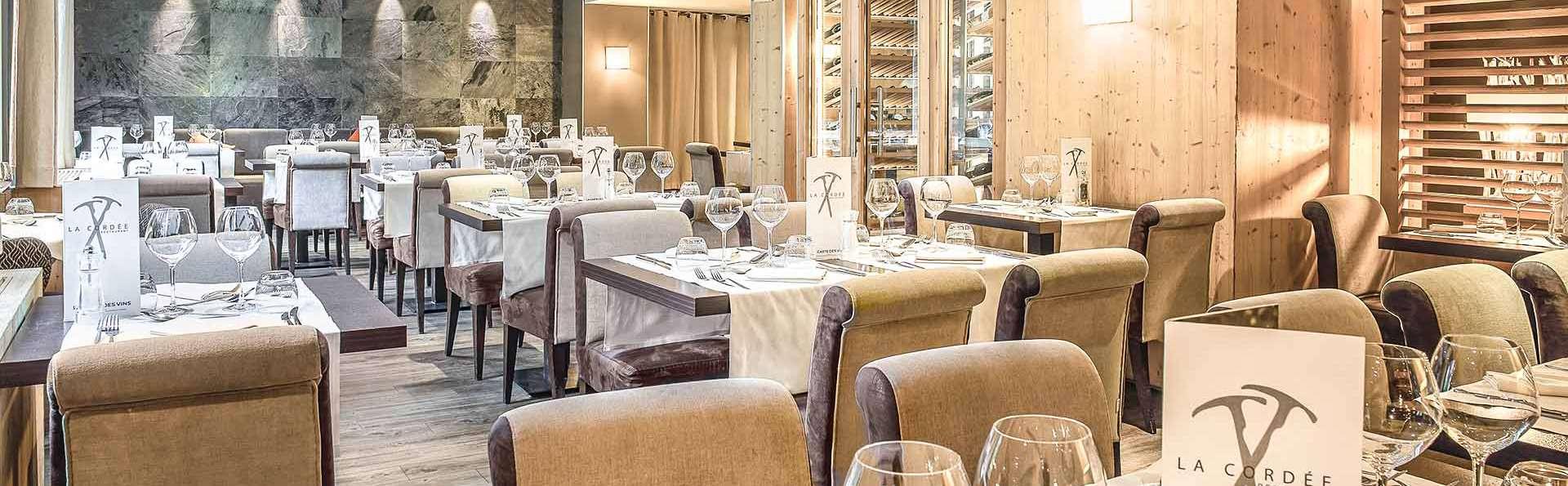 """Escapade avec dîner à """"Cham"""" , en Haute-Savoie (à partir de 2 nuits)"""