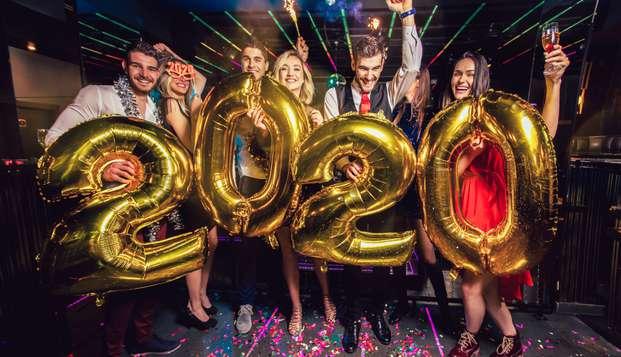 ¡Despídete del 2019 por todo lo alto con cena y fiesta en Vilafranca del Penedès!