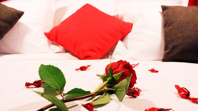 Valentijnsspecial: een weekend vol romantische verrassingen in Remouchamps