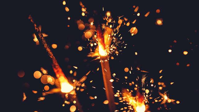 Soirée du Nouvel An endiablée avec concert live sous le thème du Carnaval de Venise