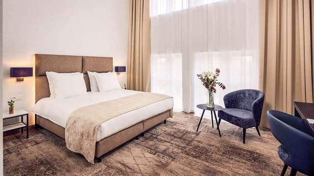 Benvenuti in questo nuovissimo hotel a Mechelen!