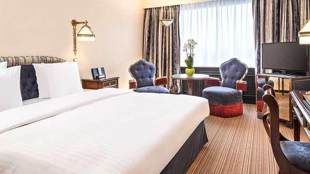 Verblijf in Brussel in dit luxe hotel