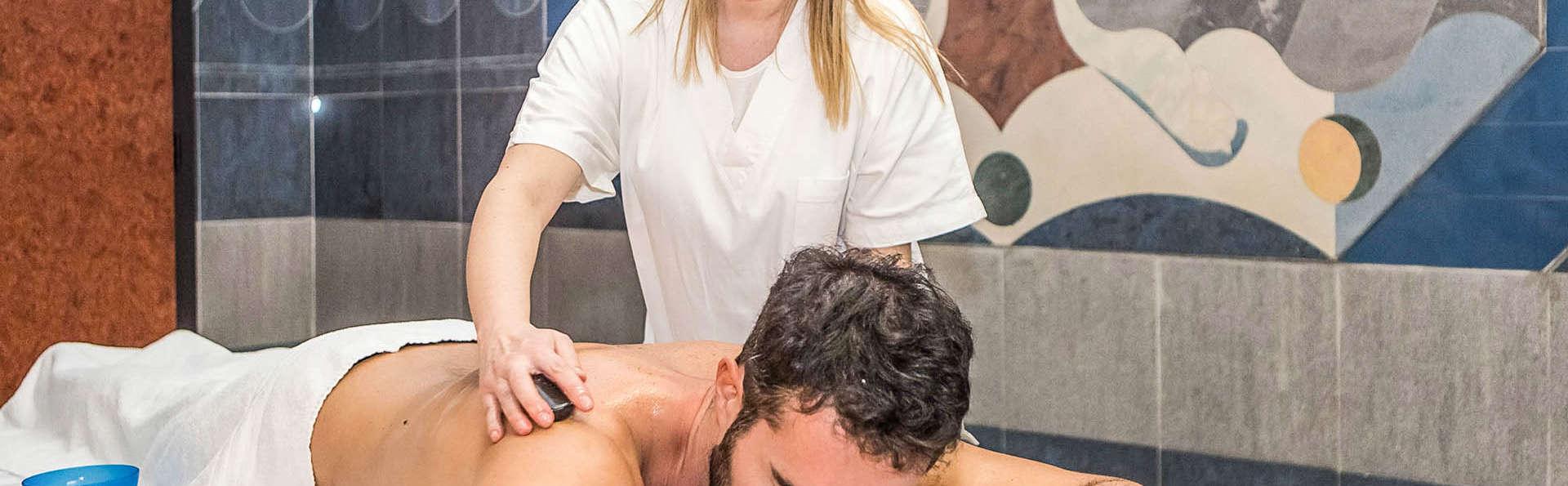 Week-end bien-être à Montecatini, avec accès aux thermes et massage détente du dos