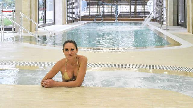 Wellnessweekendje in Montacatini met toegang tot de thermen, massage en halfpension