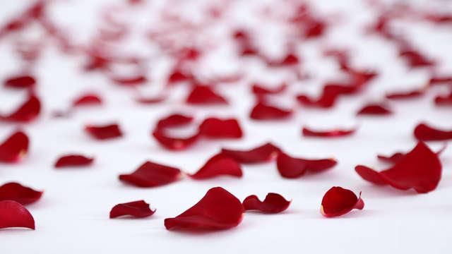 Détente et romantisme pour célébrer votre amour à la Saint-Valentin